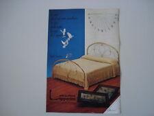 advertising Pubblicità 1978 LETTI LIPPARINI