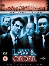 Law And Order : Season 1 (DVD, 2003, 6-Disc Set)