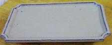 *CBG,  Bonsai - Untersetzer für Bonsai-Schale, eckig, 23 x 13 cm, 02