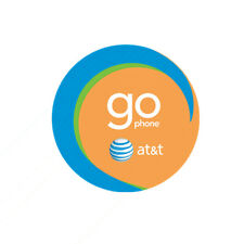 AT&T Go phone $20 Refill Card