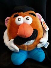 1998 Mr. Potato Head Plush Toys Soft Stuffed Doll 8 Inches