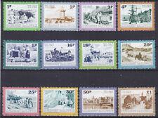 Guernsey 1982 Postage Due Set (Guernsey Scenes) UM SGD30-41 Cat £6.00