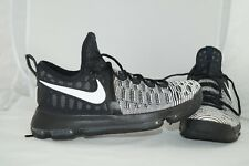 Nike Zoom KD 9 (oreo) durant UE 42 us 8,5 baloncesto zapatos 843392-010 low Tops