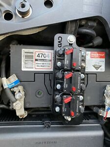 Suitable for Toyota LC200 Landcruiser Circuit Breaker Battery Plate Complete Kit