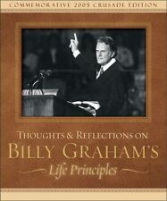 Thoughts and Reflections on Billy Graham's Life Principles by Zondervan...