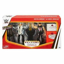 WWE Elite Moments - Chris Jericho, Kevin Owens - Collectible Action figures
