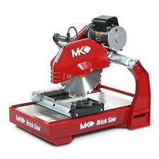 Mk Diamond Mk 2001sv Electric Series 15 Hp 14 In Wetdry Brick Saw 161195 New