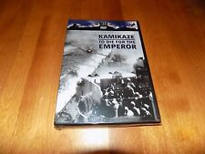 KAMIKAZE To Die for the Emperor WWII Pacific The War File US Navy Japan DVD NEW
