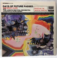 The Moody Blues Days Future Passed DES 18012 Lp Record Ex