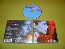Hable Con Ella - Talk To Her - Original Soundtrack Rare Import / Caetano Veloso