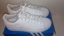 ADIDAS SUPERSTAR II  all WHITE mens SHELLTOES SHOES 10
