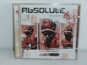 CD ALBUM ABSOLUTE Baillonnés NDCD098
