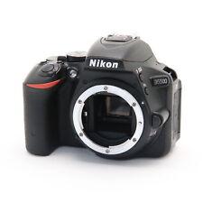Nikon D5500 24.1MP Digital SLR Camera Body (Black) #258