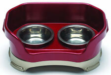 Neater Feeder Deluxe   Cat   Elevated Bowl Dish No Mess Drip All Colors Us Made