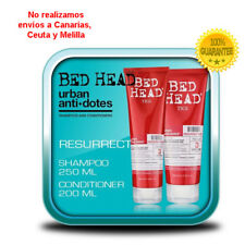 TIGI BEDHEAD RESURRECTION SHAMPOO & CONDITIONER DUO