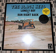 "The Black Keys Lonely Boy 12"" Reverse Groove single  Sealed RSD"