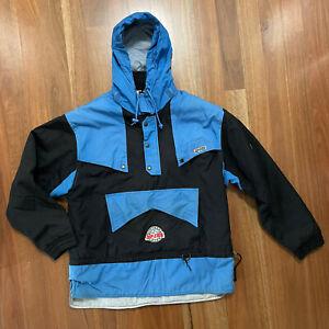 Vintage 80s RipCurl Ski Snow Men's Jacket Size XL Snow Clothing Retro Coat
