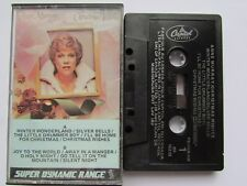 ANNE MURRAY 'CHRISTMAS WISHES' CASSETTE, 1981 CAPITOL, MADE IN CANADA, TESTED.