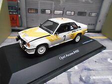 OPEL Ascona 400 Rallye Winner Sieger WM Schweden 1980 Kulläng Schuco  1:43