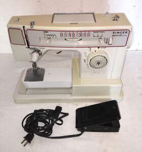 Vintage Singer Merritt 8734 Sewing Machine Tested Working
