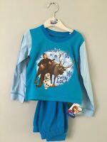 Boys Disney Blue Frozen Pyjamas Aged 18/24 Months