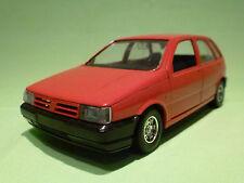 BBURAGO FIAT TIPO - RED - IN VERY  GOOD CONDITION
