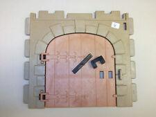 Playmobil Tor für Ritterburg 3666 Bauernhof Fachwerkhaus Türriegel Set 4