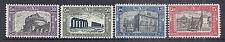1928 Italy SC B30-B33 Semi Postal Set of 4, National Defense - MH Mint Hinged*
