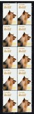 Australian Silky Terrier Year Of The Dog Strip Of 10 Mint Stamps 1