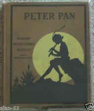PETER PAN ~ 1916 HC EXCEPTIONAL CONDITION IN CUSTOM SLIP ~ ILLUS ALICE WOODWARD