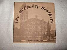 """A Rare Picture Sleeve Old Post Office Shepparton The McConkey Brothers  (7"""",EP)"""