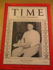 TIME MAGAZINE JULY 3, 1933 COLOR COCA-COLA AD, DR SEUSS FLIT AD, GABLE & HARLOW
