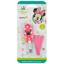 Disney Minnie Mouse Infant Girl's Nail Care Set