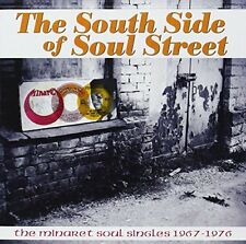 The South Side Of Soul Street [CD]