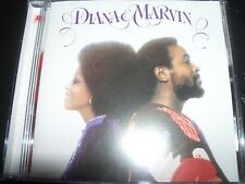 Diana Ross & Marvin Gaye – Diana & Marvin CD – Like New