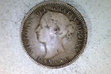 1892  CANADA - 10 CENT