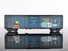 MTL Micro-Trains 02752320 50' Rib Side Box Car WEATHERED/Graffiti GWS #764821