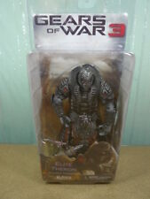 NECA SDCC 2012 Gears of War 3 Elite Theron ACTION FIGURE XBOX GIOCO RARO NUOVO CON SCATOLA