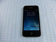 Apple Iphone 4 8GB Schwarz/Black.TOP ZUSTAND! Frei ab Werk.Ohne Simlock! OVP!#33
