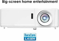 Optoma HZ39HDR Laser Home Theater Projector with HDR | 4K Input | 4000 lumens...