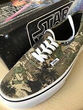 74528771d48 VANS X Star Wars Authentic SNEAKERS Boba Fett Camo VN 0w4ndjh 9