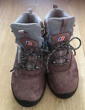 Berghaus Size 2 Womens / Girls Waterproof Walking Boots. Vibram Sole. Raid Jnr