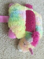 Pillow Pets Dream Lites Plush Unicorn Color Changing Night Light Up toy