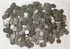 More details for job lot of 500 / 1414g x sixpence coins george vi & queen elizabeth ii