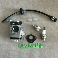Carburettor F. 43cc 52cc CG430 CG520 BC430 BC520 Trimmer Brush Cutter Carburetor