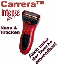 Carrera® Intense Silk™ Design Ladyshaver Damenrasierer Wet/Dry Nass/Trocken 2797