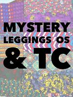 Lularoe Mystery Leggings  OS TC one size OS tall and curvy TC
