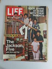 Life magazine  Jackson 5 Michael Jackson September 24 1971