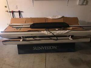 Tanning Bed Sunvision model