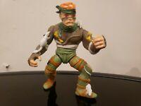 Vintage TMNT Teenage Mutant Ninja Turtles Rat King Action Figure 1989 Playmates
